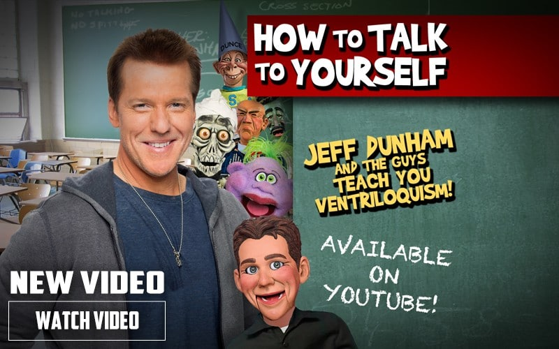 Jeff Dunham Christmas 2019 Home